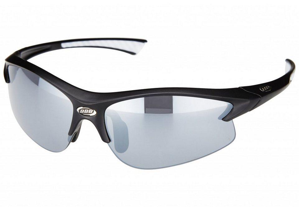 BBB Radsportbrille »Impulse BSG-38 Sonnenbrille Small« in schwarz
