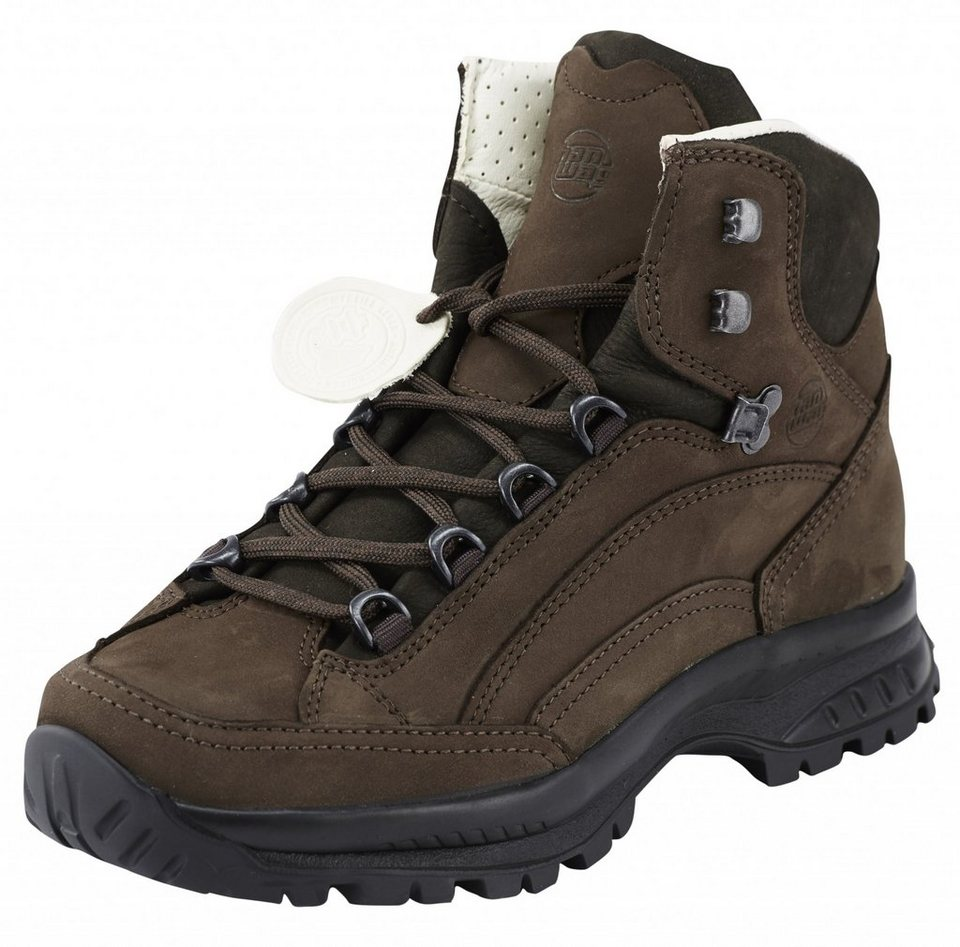 Hanwag Kletterschuh »Alta Bunion Hiking Boots Lady« in braun