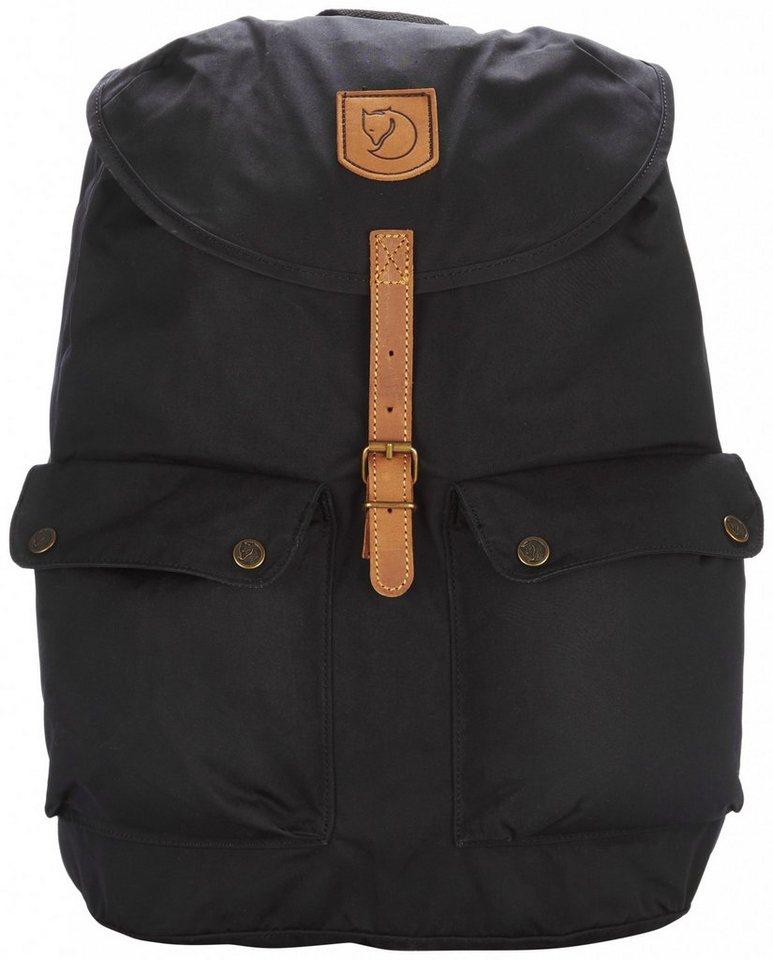 Fjällräven Sport- und Freizeittasche »Greenland Backpack Large« in schwarz