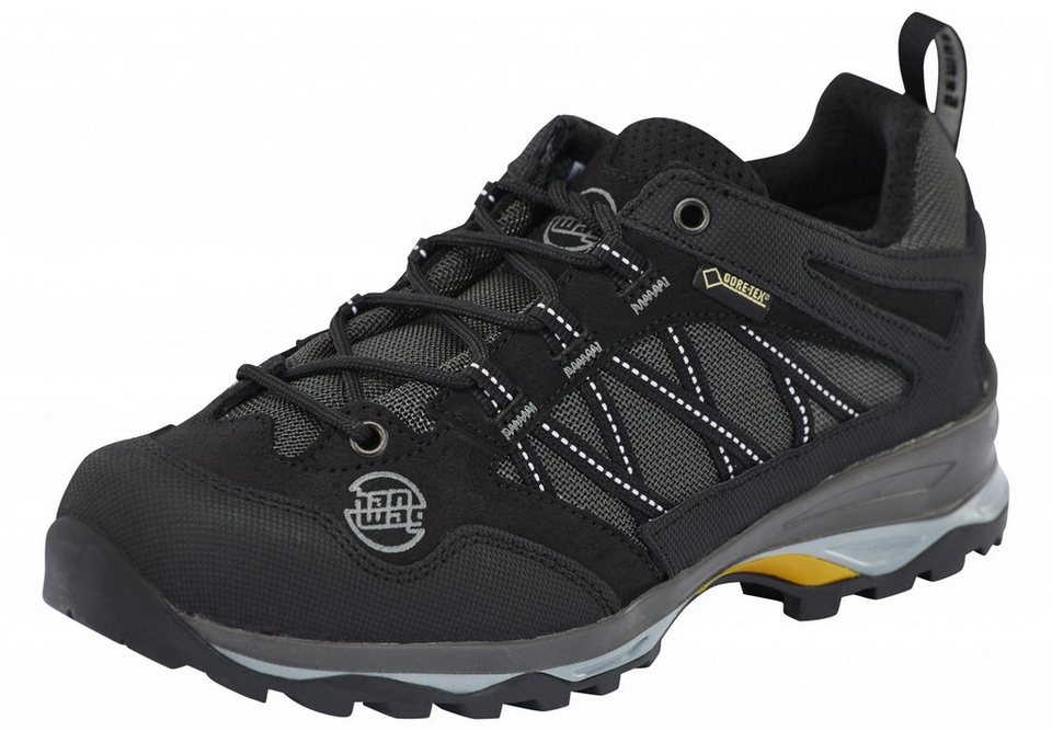 Hanwag Kletterschuh »Belorado Low Bunion GTX Trekking Shoes Lady« in schwarz