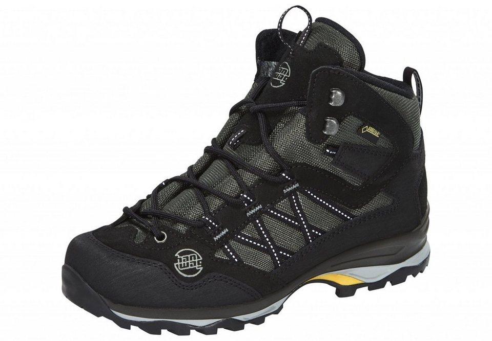 Hanwag Kletterschuh »Belorado Bunion Mid GTX Trekking Shoes Women« in schwarz