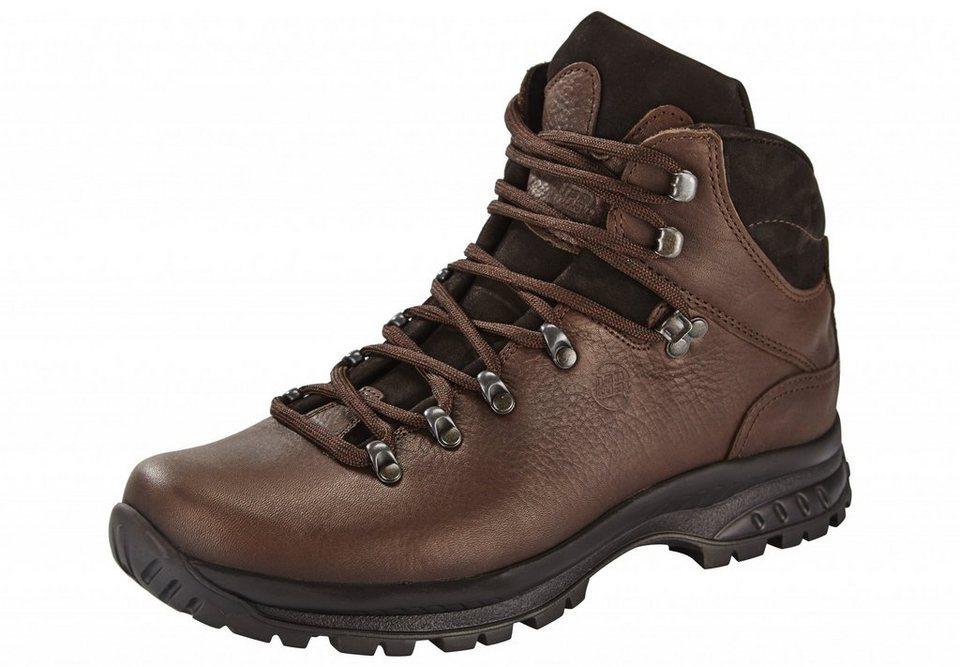 Hanwag Kletterschuh »Waxenstein Bio Trekking Boots Men« in braun