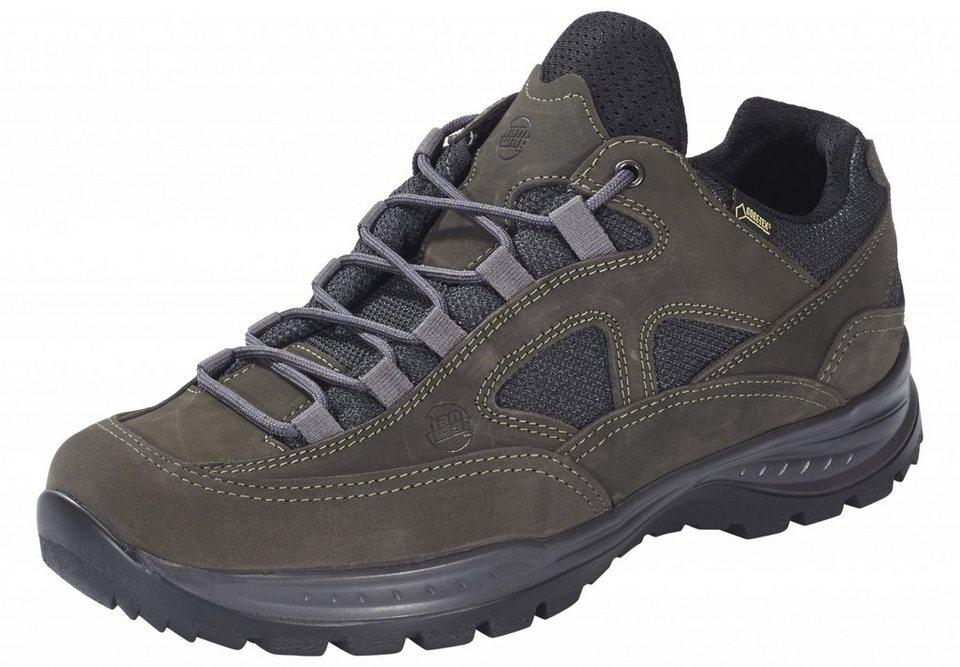 Hanwag Kletterschuh »Gritstone GTX Trekking Shoes Men« in grau