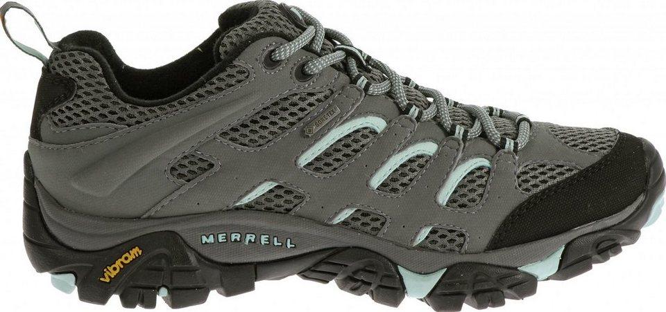 Merrell Kletterschuh »Moab Gore-Tex Shoes Women« in grau