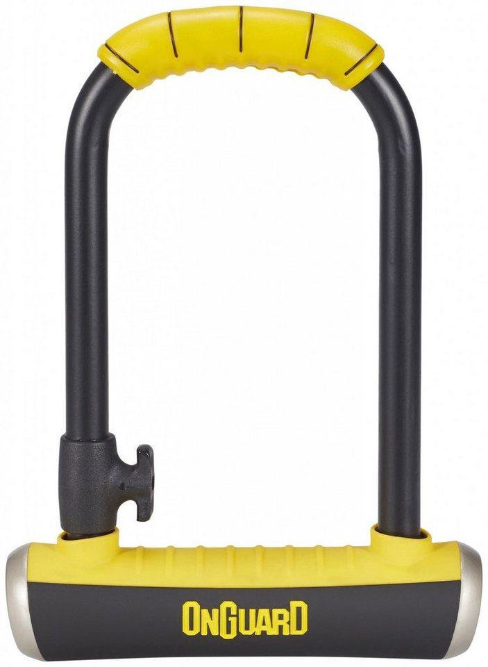 Onguard Fahrradschloss »Brute STD 8001 Bügelschloss 115x202 mm Ø16,8 mm«