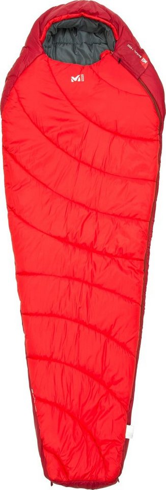 Millet Schlafsack »Baikal 1500 Long Sleeping Bag« in rot