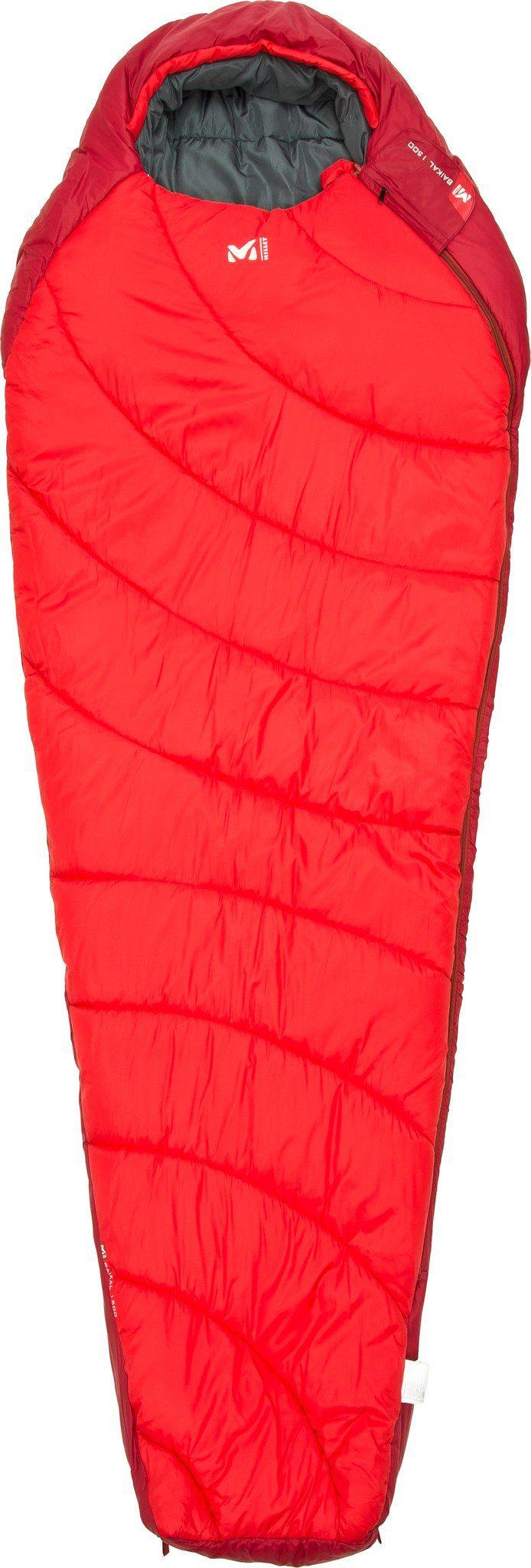 Millet Schlafsack »Baikal 1500 Long Sleeping Bag«