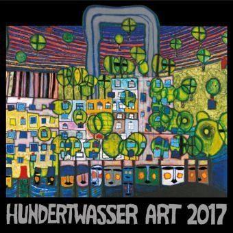 Kalender »Hundertwasser Broschürenkalender Art 2017«