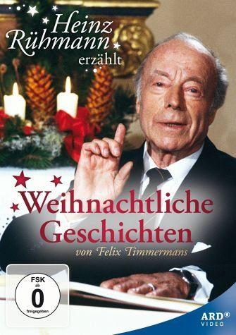 DVD »Heinz Rühmann erzählt weihnachtliche...«