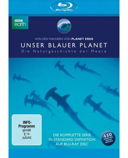 Blu-ray »Unser blauer Planet - Die komplette Serie (2...«