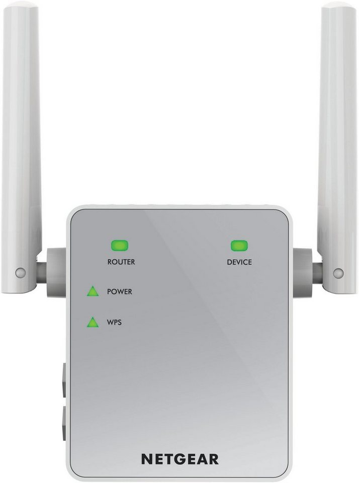 Netgear Access Point Hardware »AC750 Wls Range Extender«