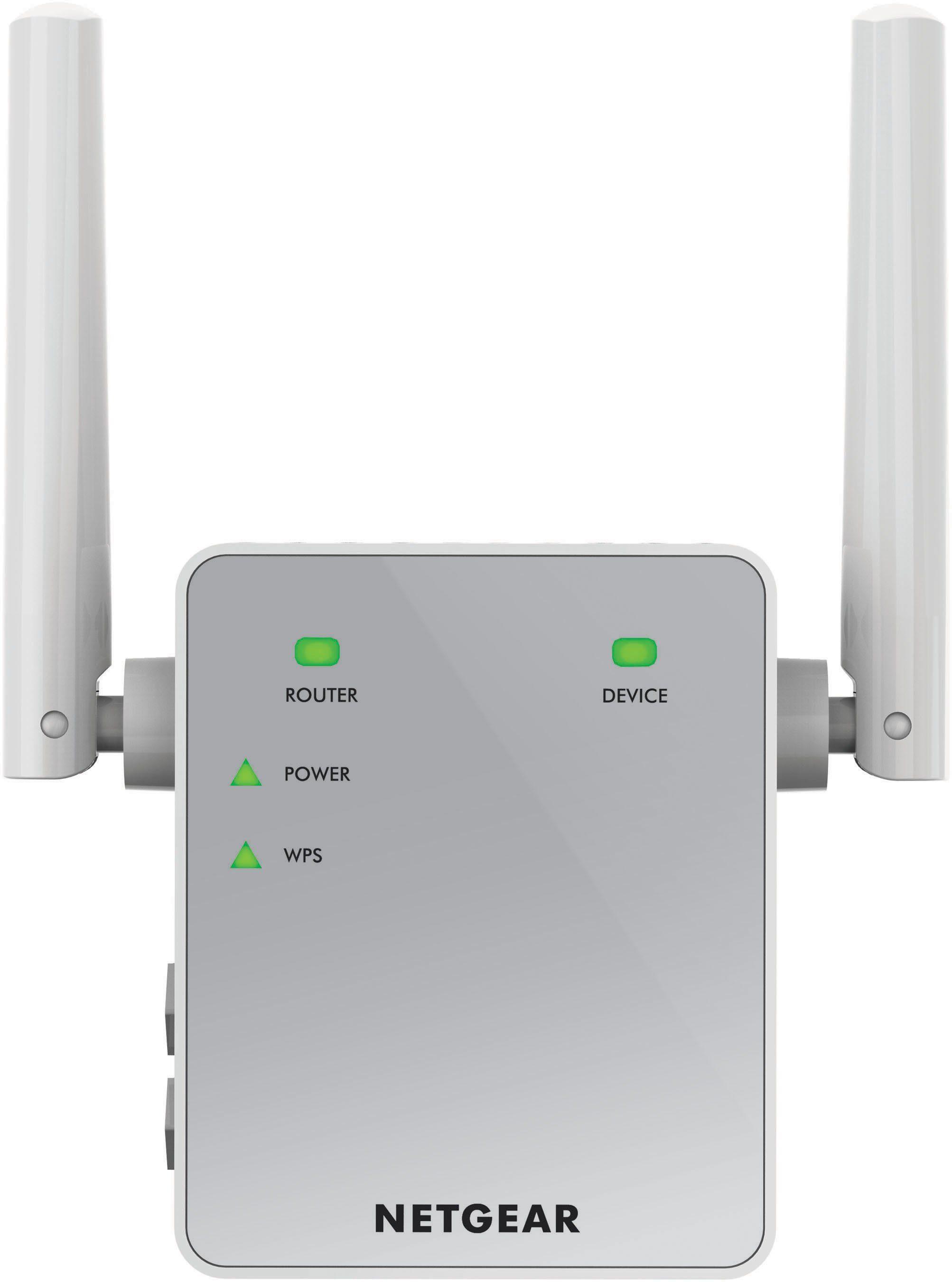 Netgear Access Point Hardware »AC750 Wls Range Extender«