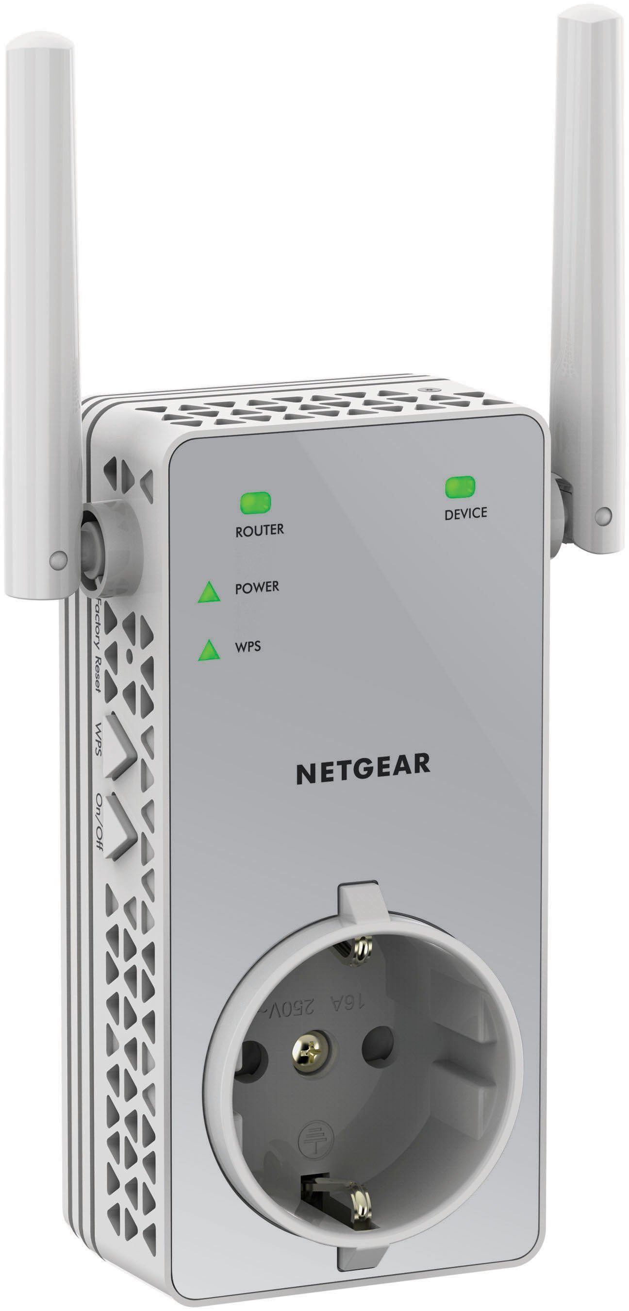 Netgear Access Point Hardware »AC750 WLAN RANGE EXTENDER«