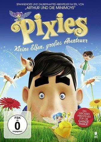 DVD »Pixies - Kleine Elfen, großes Abenteuer«