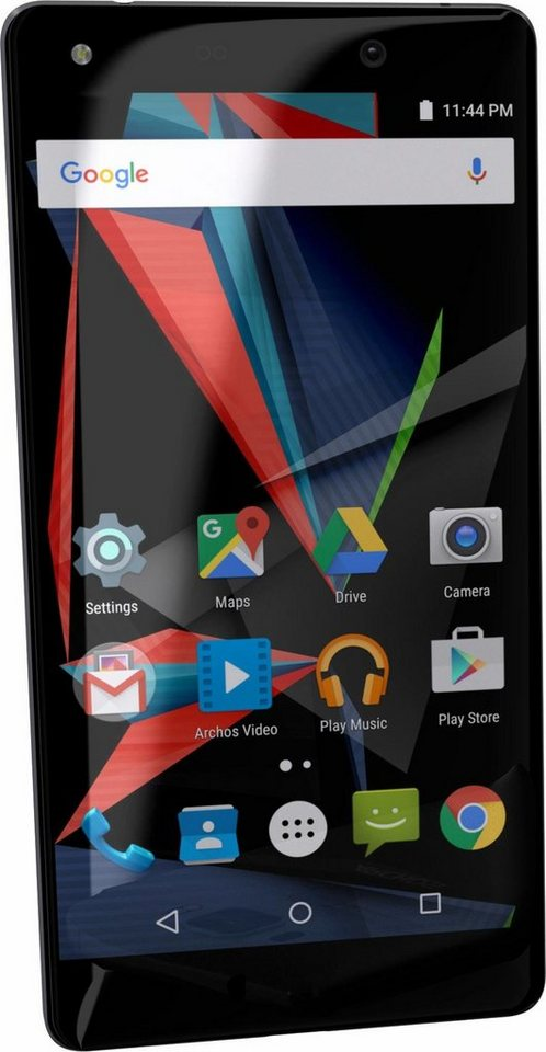 archos diamond 2 plus smartphone 14 cm 5 5 zoll display. Black Bedroom Furniture Sets. Home Design Ideas