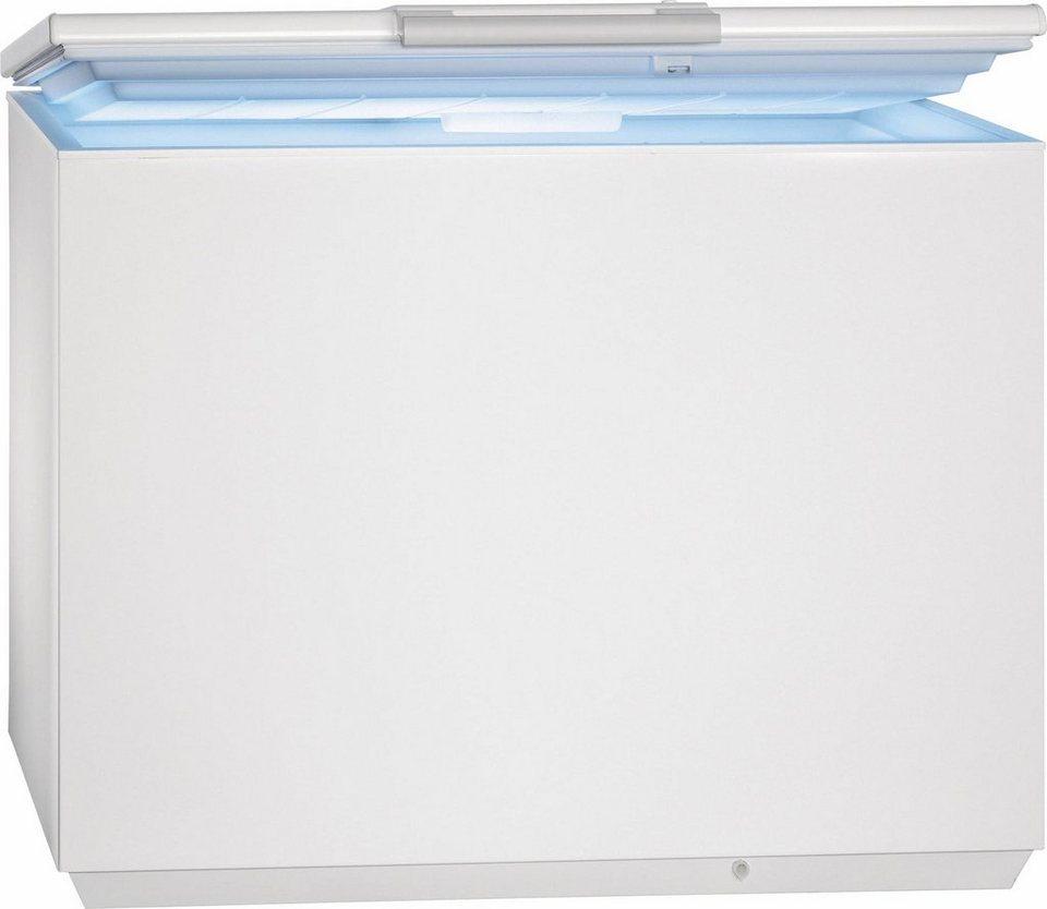 AEG Gefriertruhe ARCTIS A62300HLW0, A++, 105 cm breit in weiß