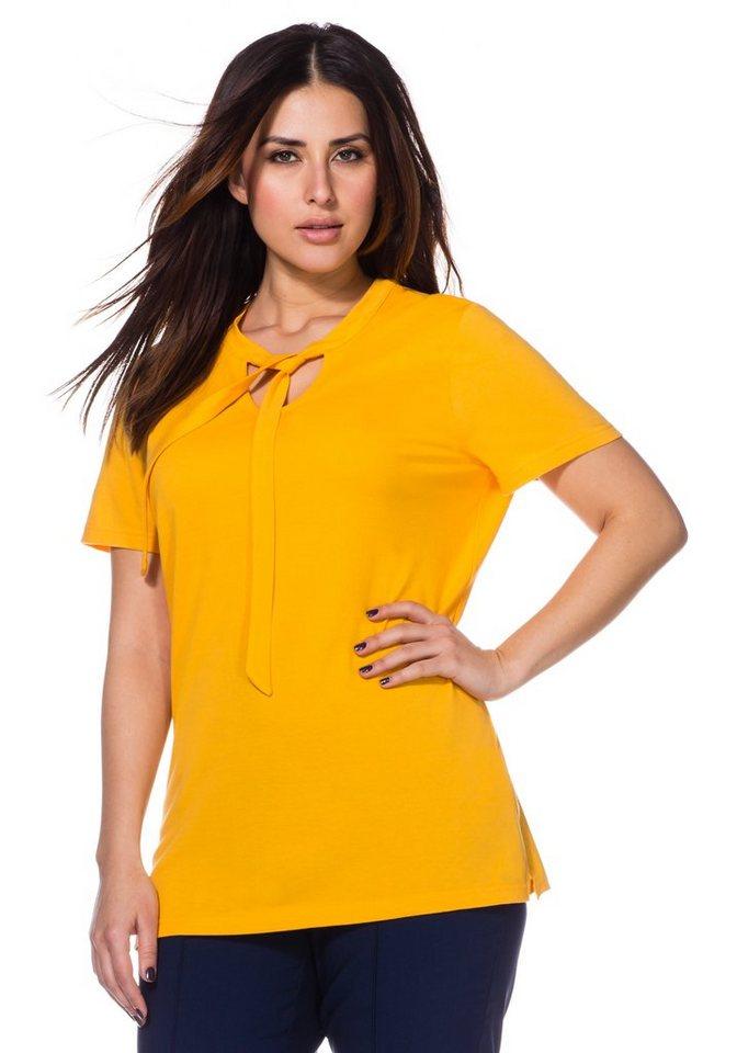 sheego Trend Shirt in mango