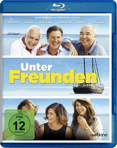 Blu-ray »Unter Freunden«