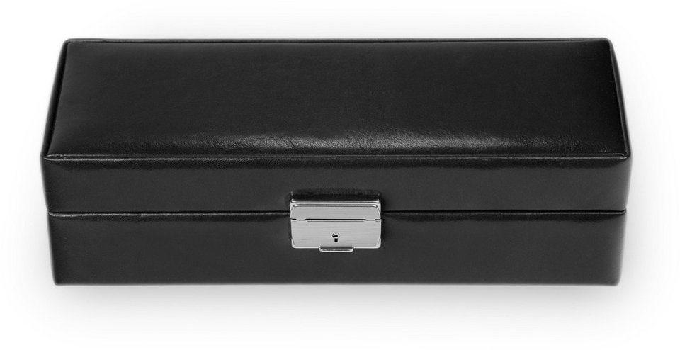 Sacher Schmuckkoffer in schwarz
