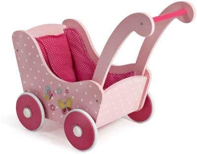 CHIC2000 Puppenwagen »Papilio pink«
