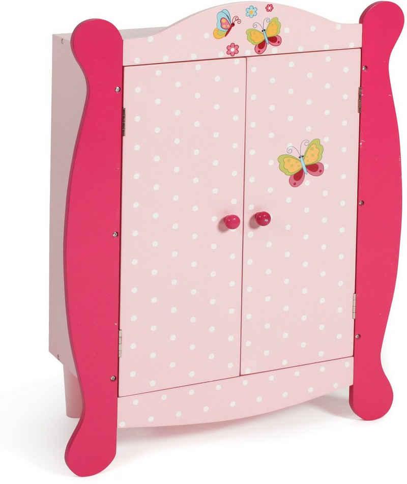 CHIC2000 Puppenkleiderschrank »Papilio pink«