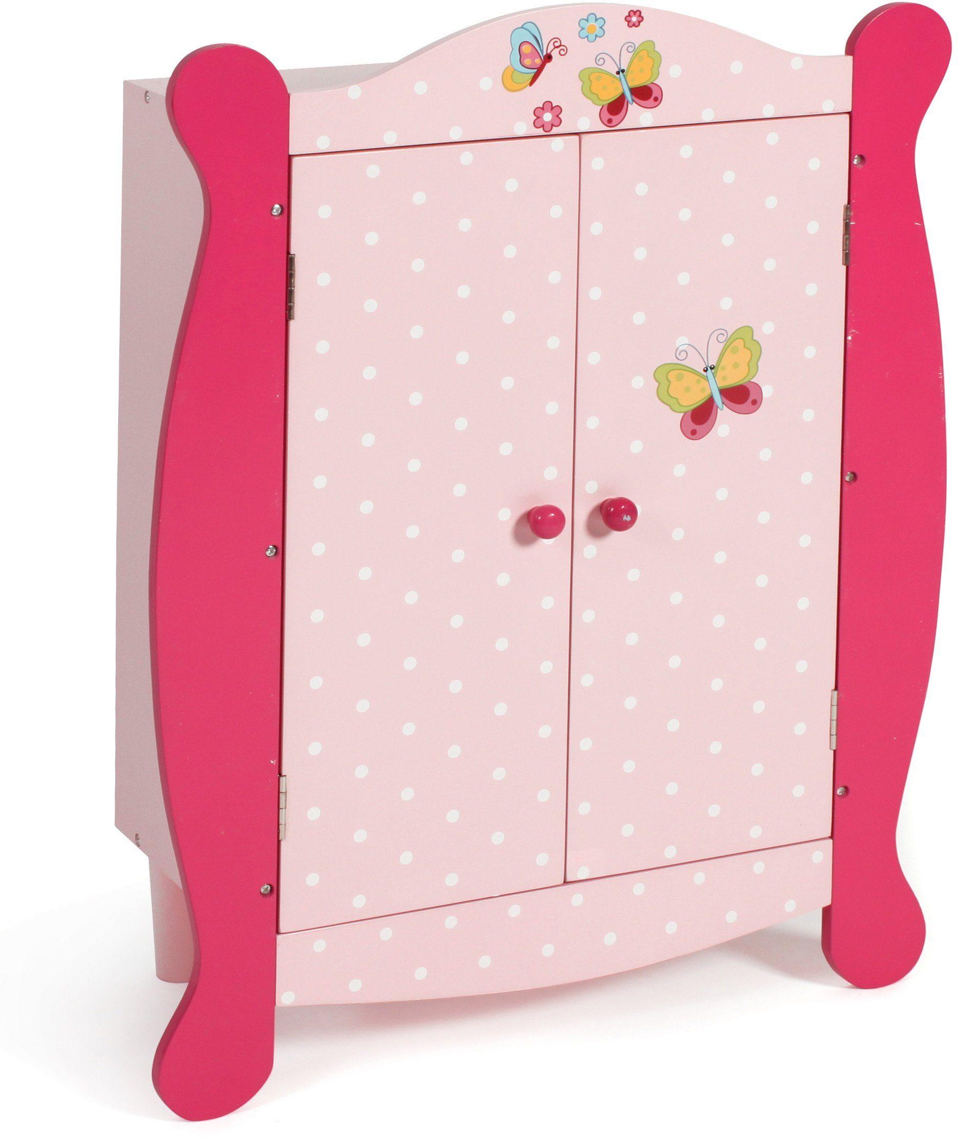 CHIC2000 Puppenschrank, »Papilio pink«