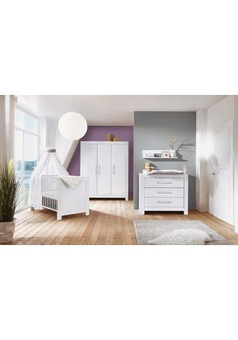 Schardt Babyzimmer-Komplettset »Nordic White« ...