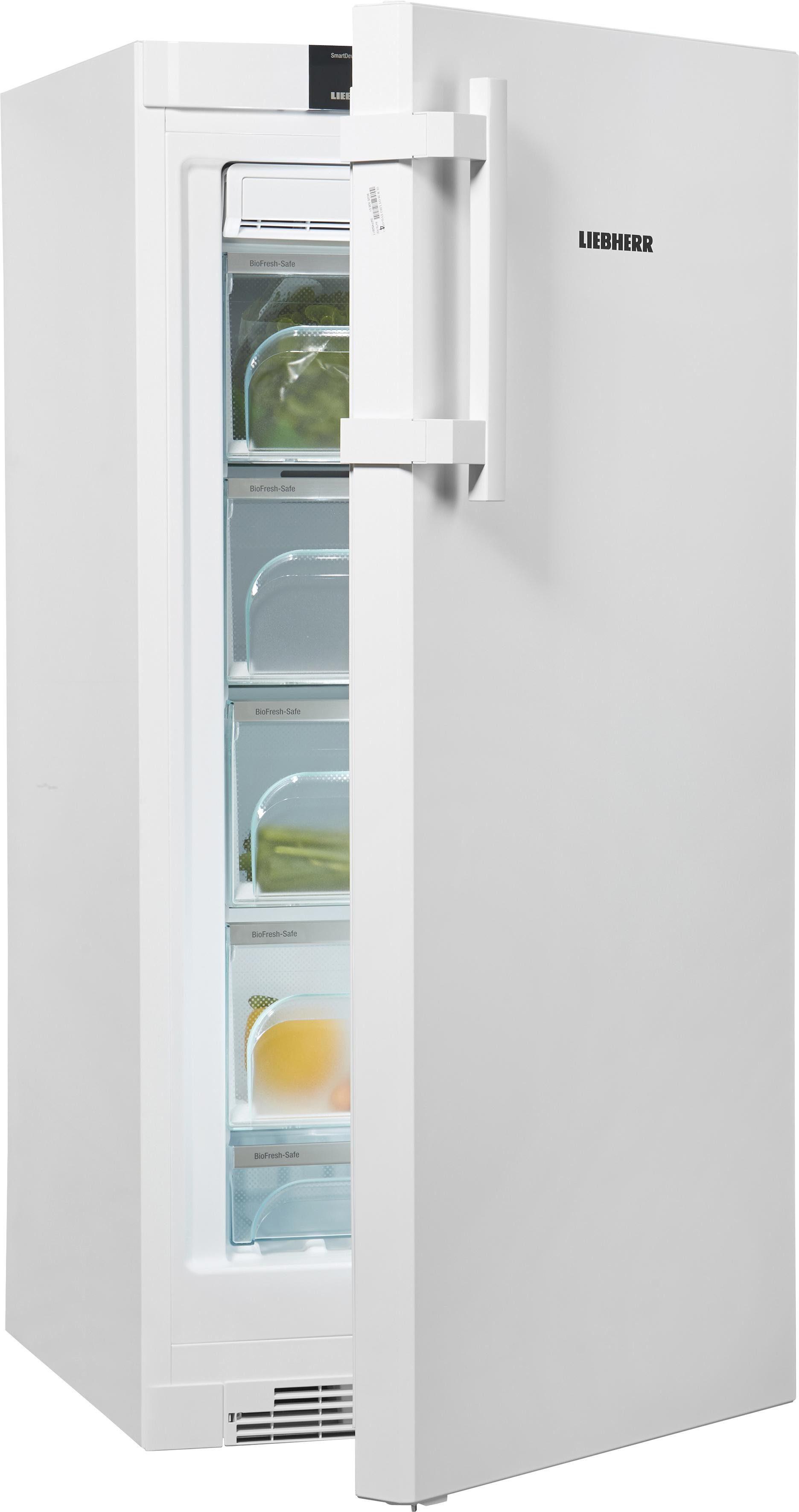 Liebherr Vollraum-Biofresh-Kühlschrank B 2850-20, A+++, 125 cm hoch