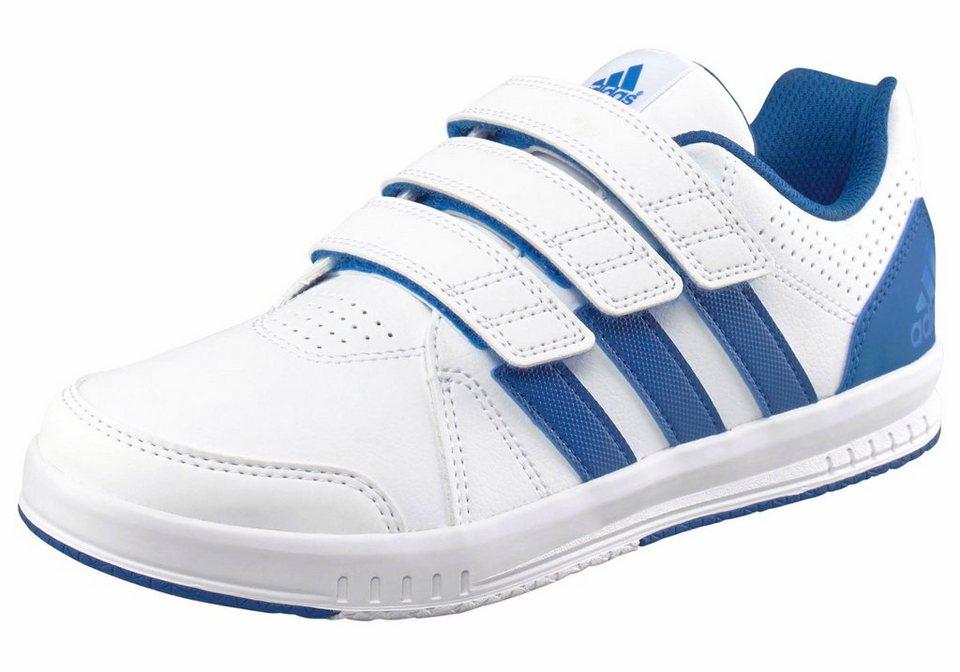 adidas Performance Sneaker »LK Trainer CF« Kinder in weiß-blau