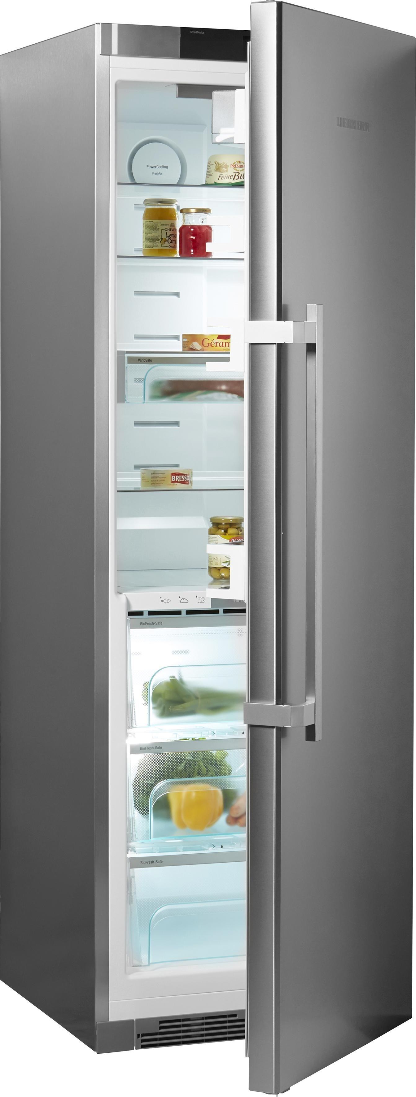 Standkühlschrank KBies 4350-20, A+++, 185 cm hoch