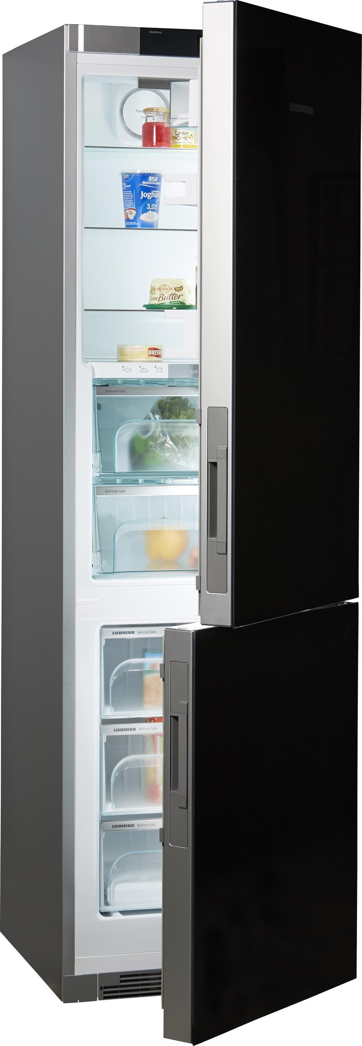 Liebherr Kühl-Gefrier-Kombination CBNigb 4855-20, A+++, 201 cm hoch, No Frost
