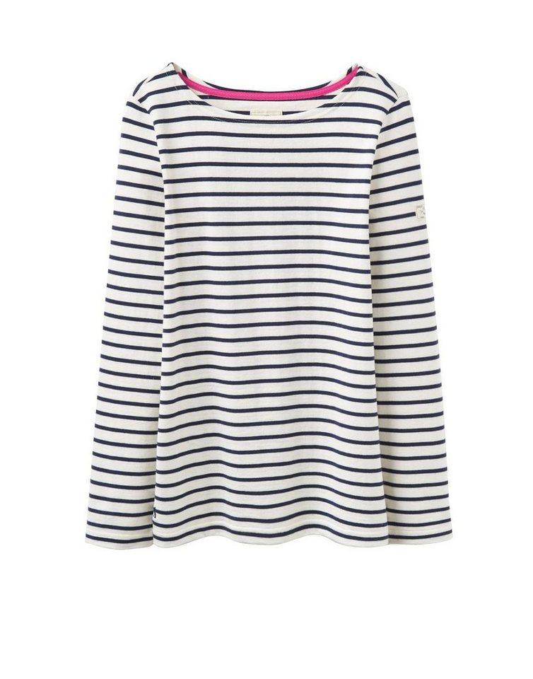 Tom Joule Sweatshirt »HARBOUR« in Creme Stripe