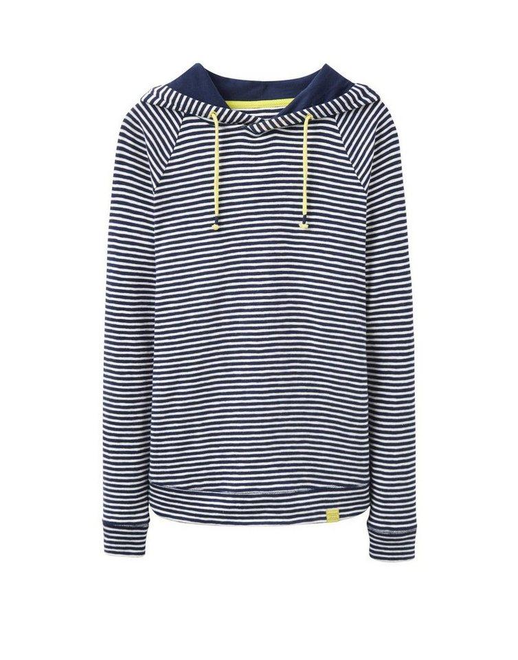 Tom Joule Sweatshirt »MARLSTON« in French Navy Fine Str