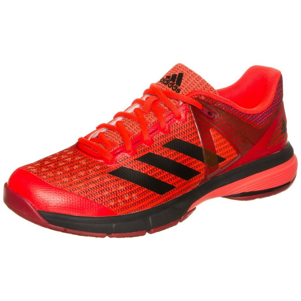 adidas Performance Court Stabil 13 Handballschuh Herren in rot / schwarz