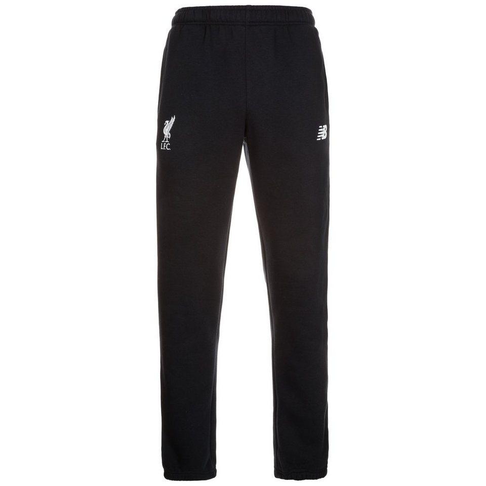 NEW BALANCE FC Liverpool Trainingshose Herren in schwarz