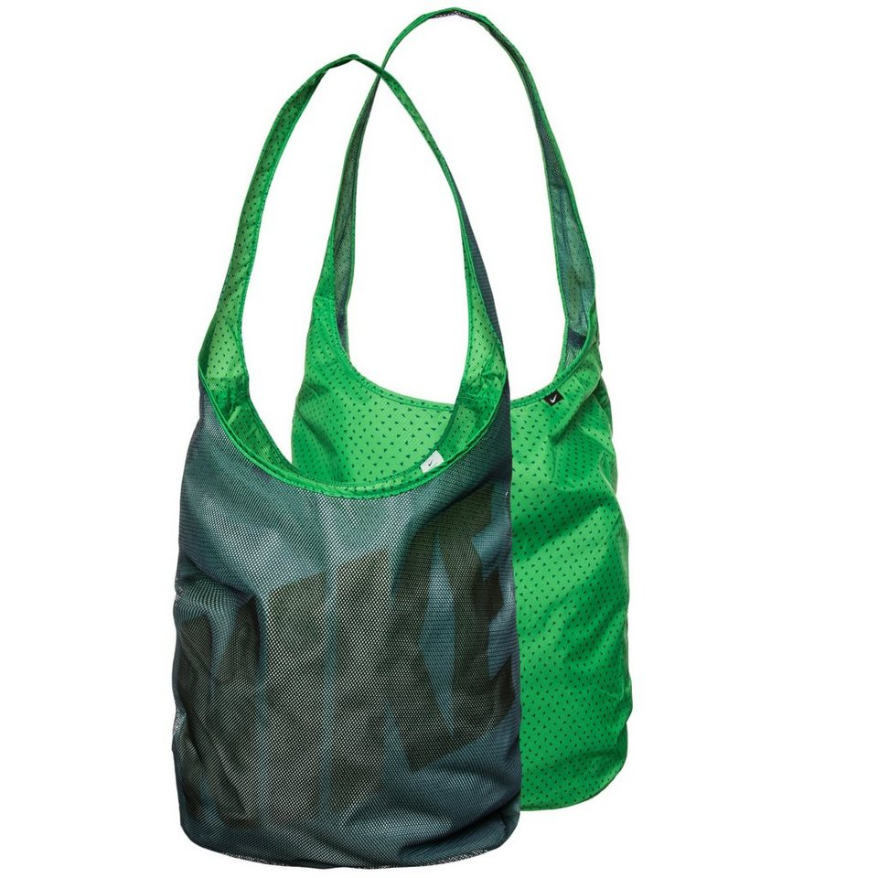NIKE Graphic Reversible Sporttasche Damen in grün