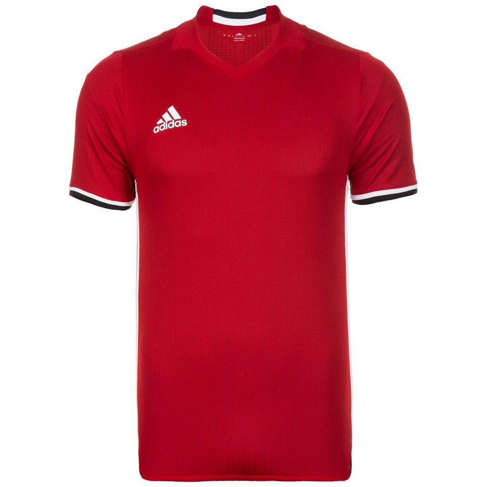 adidas Performance Condivo 16 Fußballtrikot Herren in rot / weiß