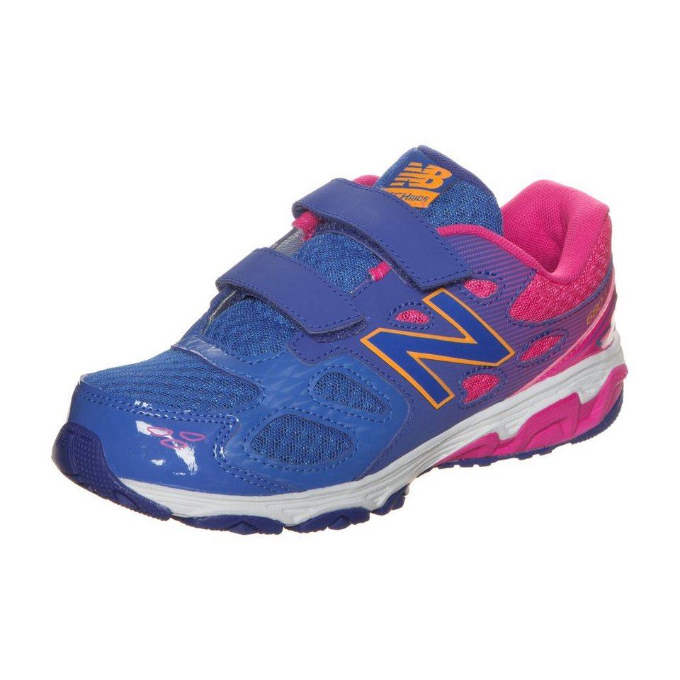 NEW BALANCE KV680-NPY-M Laufschuh Kinder in blau / pink