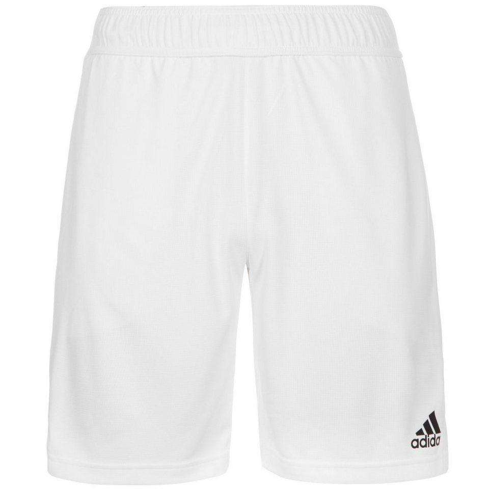 adidas Performance Barricade Uncontrol ClimaChill Tennisshort Herren in weiß