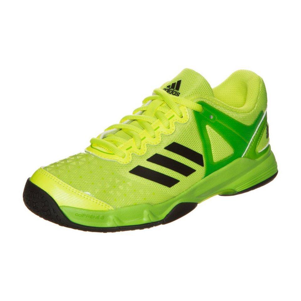 adidas Performance Court Stabil Handballschuh Kinder in gelb / grün / schwar