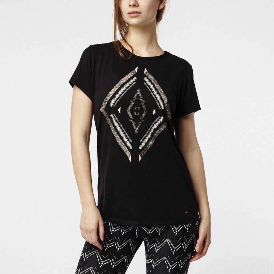 O'Neill T-Shirt kurzärmlig »Sandpit« in Schwarz