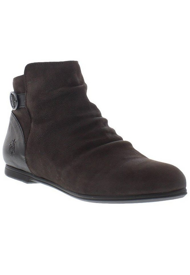 FLY LONDON Chelsea,Boots »MUSF757FLY« in dunkelbraun