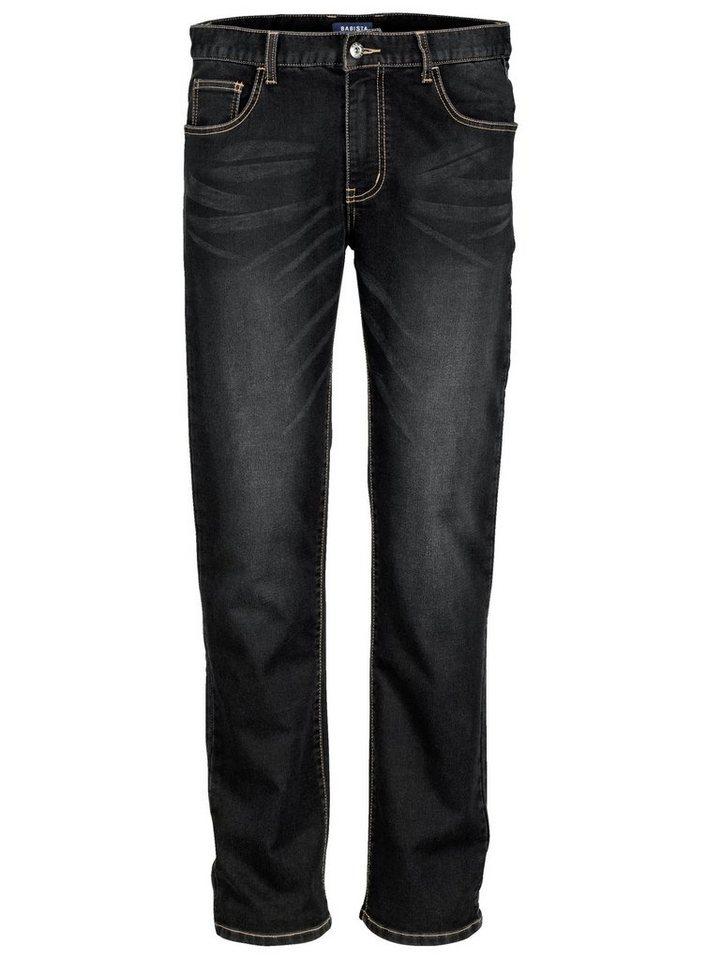 Babista Joggpant in Stretch-Qualität in schwarz