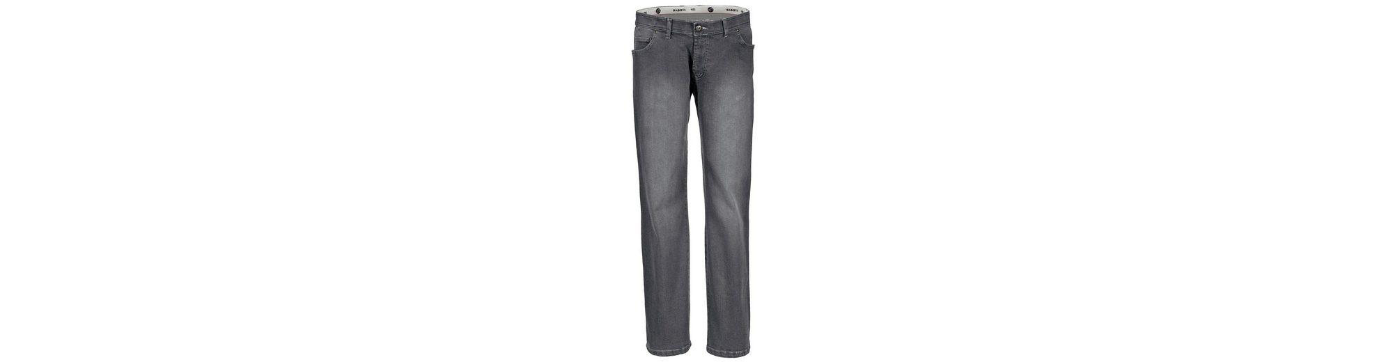 Babista Unterbauch-Jeans mit verk眉rzter Leibh枚he