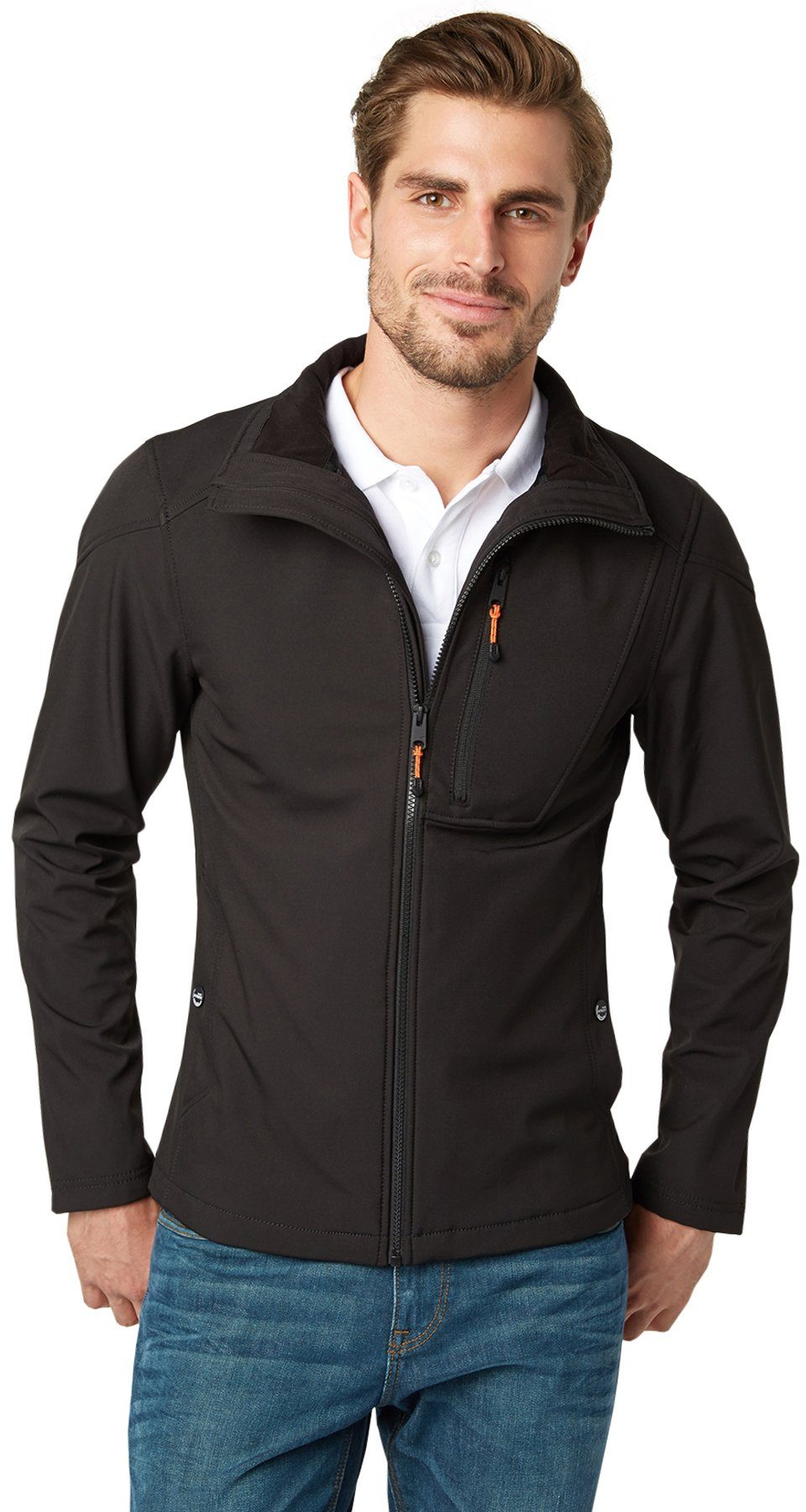 TOM TAILOR Jacke »Softshell Outdoor-Jacke«