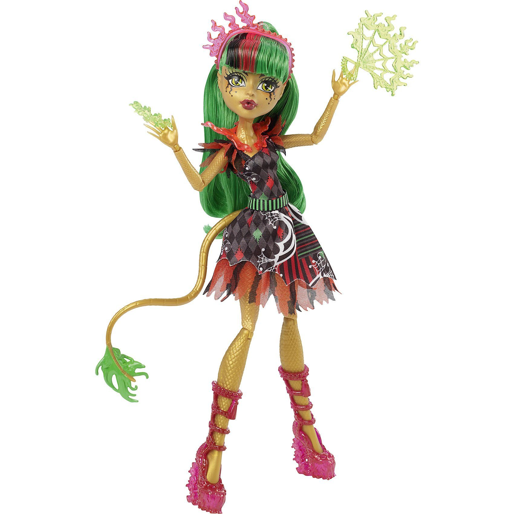 "Mattel Monster High ""Schaurig schöne Show"" Jinafire Long"