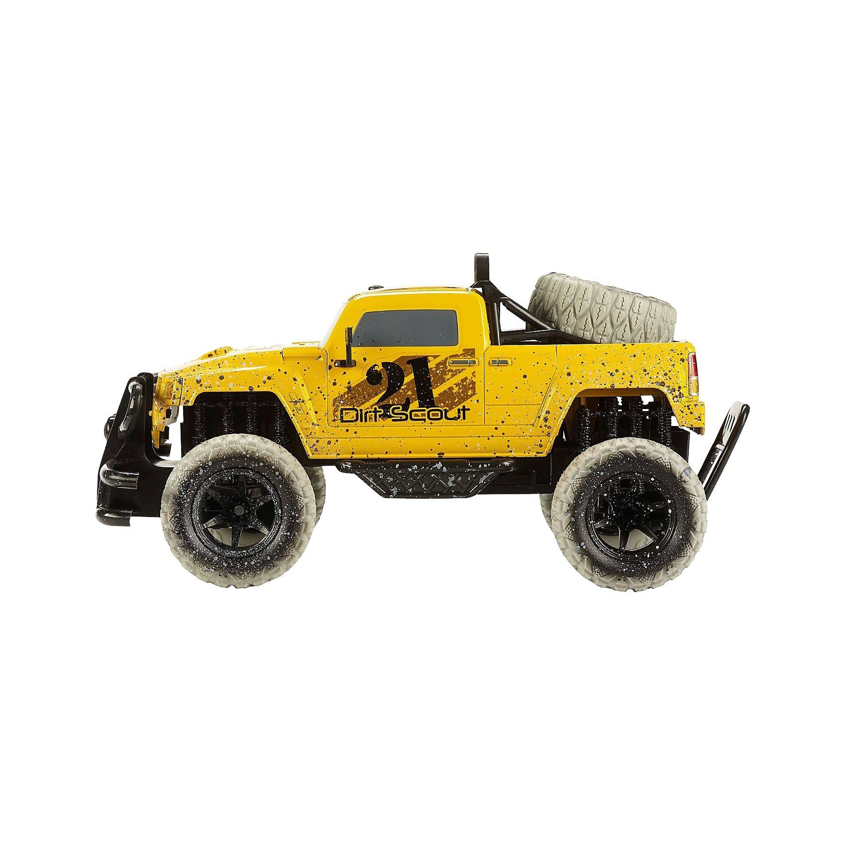"Revell Control Buggy ""DIRT SCOUT"""