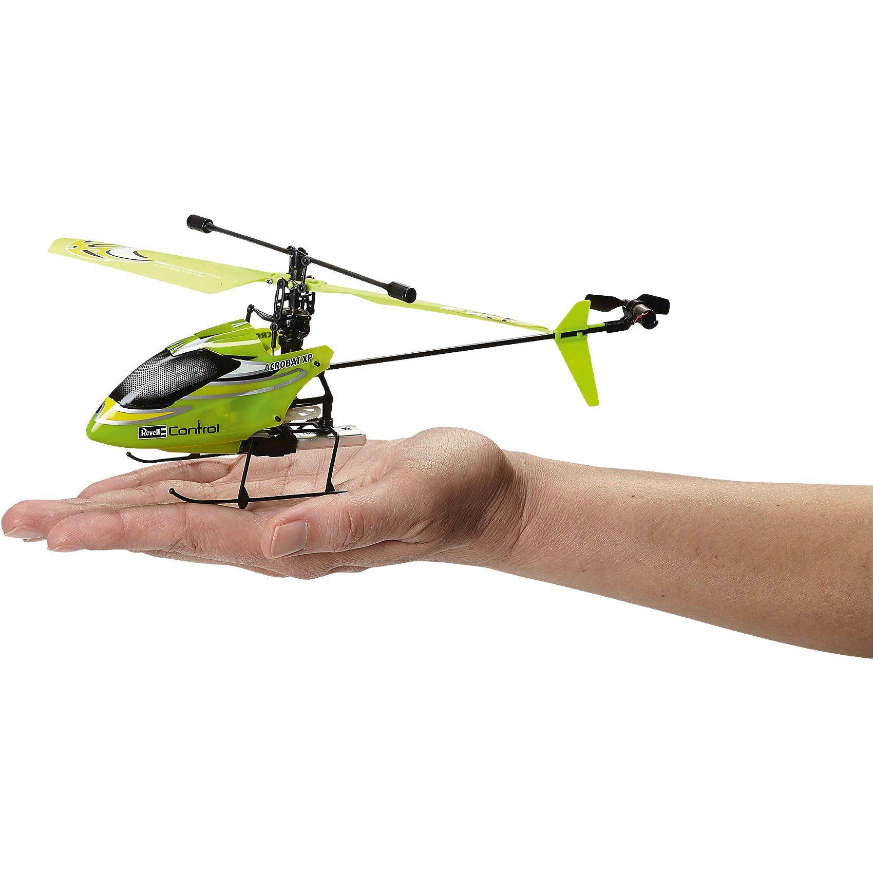 "Revell® Control RC Helikopter Singlerotor-Heli ""ACROBAT XP"""