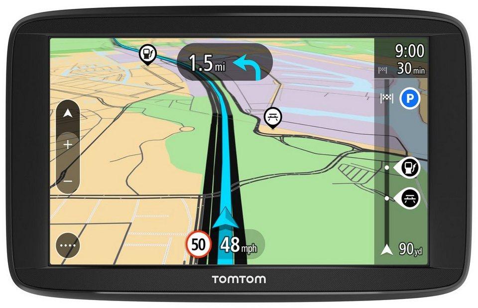 TomTom Navigationsgerät »Start 62 EU« in Schwarz
