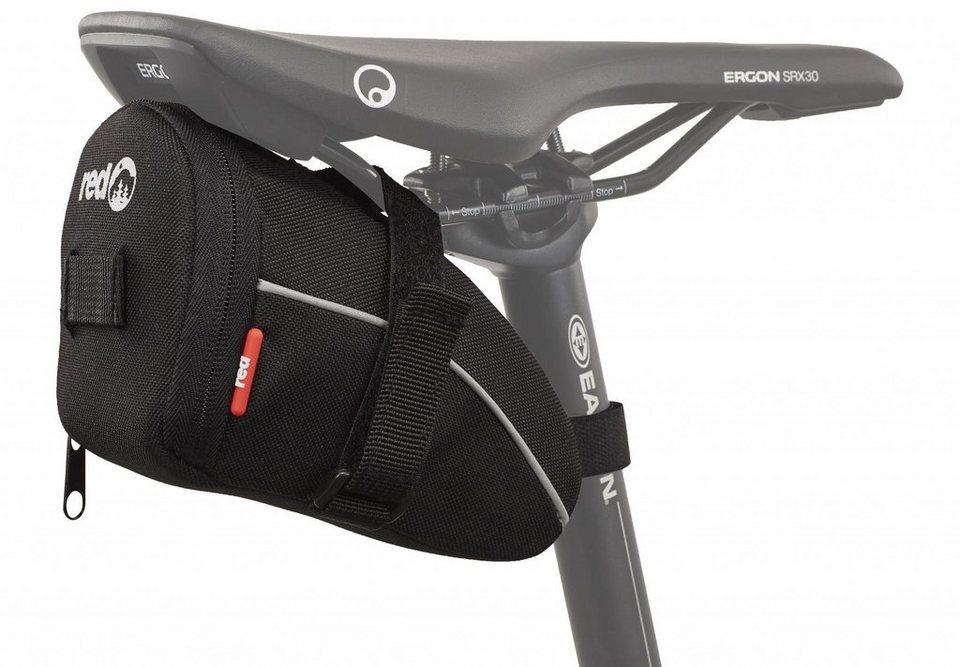 Red Cycling Products Gepäckträgertasche »Saddle Bag Satteltasche L«
